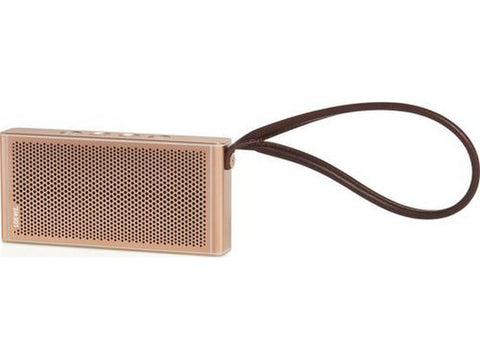 KLANG M1 Portable Bluetooth Speaker Rose Gold