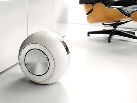 PV1D Active Subwoofer - Matte White