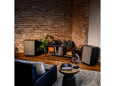 HERESY IV Heritage Floorstanding Speaker Pair Walnut