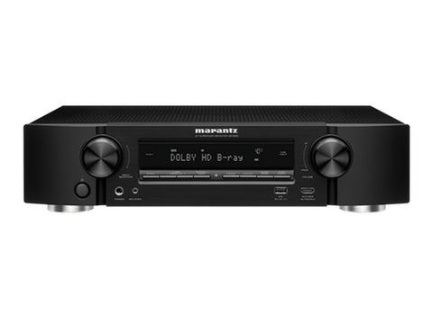 NR1509 Slim 5.2 Channel AV Receiver with HEOS Black