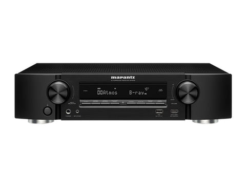 NR1609 Slim 7.2 Channel AV Receiver with HEOS Black