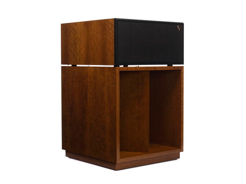 LA SCALA AL5 Heritage Floorstanding Speakers Pair Cherry