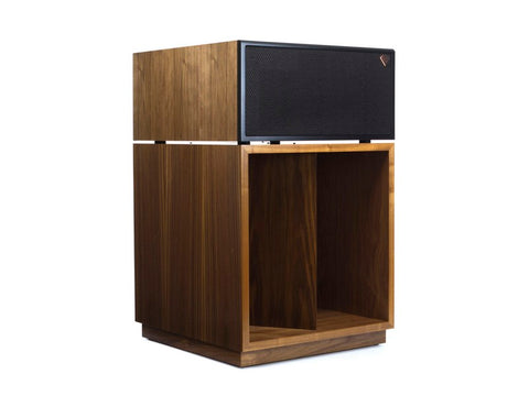 La Scala II Heritage Floorstanding Speakers Pair WALNUT