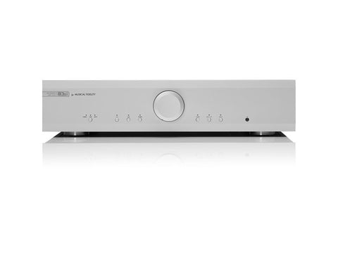 M3si Integrated Amplifier - Silver