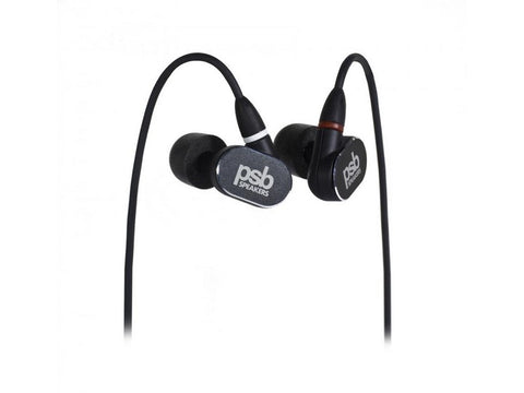 M4U 4 Headphones BLACK