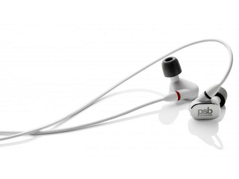M4U 4 Headphones WHITE