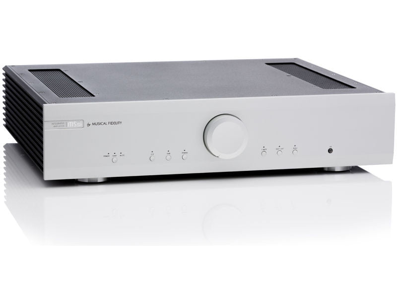 Musical Fidelity M5si Integrated Amplifier Silver | Klapp