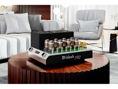 MC1502 2-Channel Vacuum Tube Amplifier
