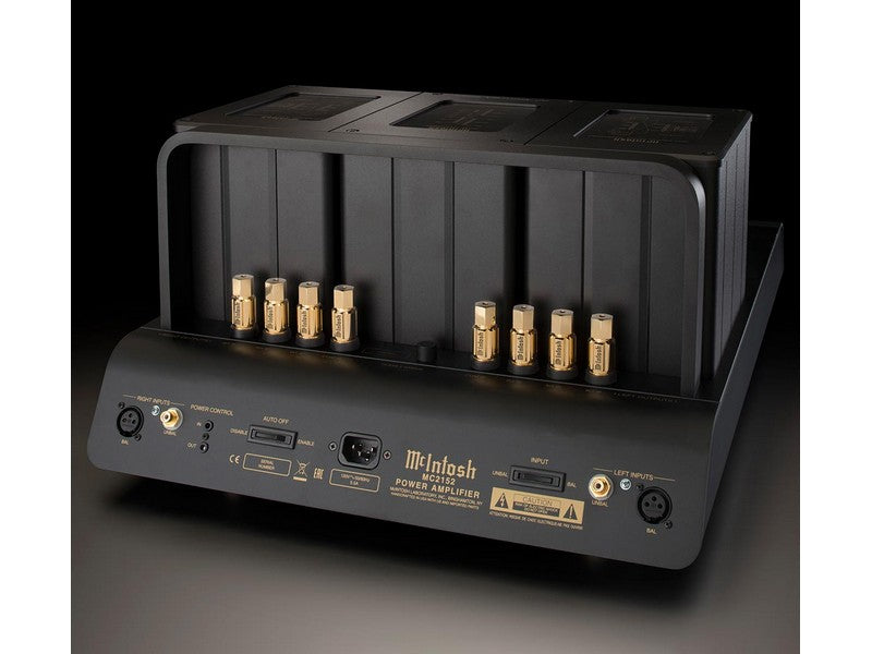 McIntosh MC2152 70th Anniversary 2-Channel Vacuum Tube