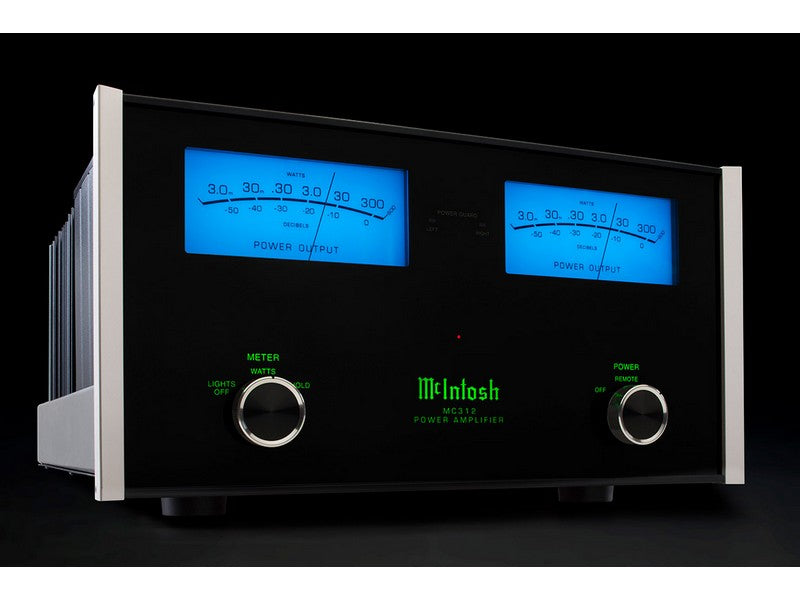 McIntosh MC312 Solid State 2-Channel Amplifier | Klapp Audio