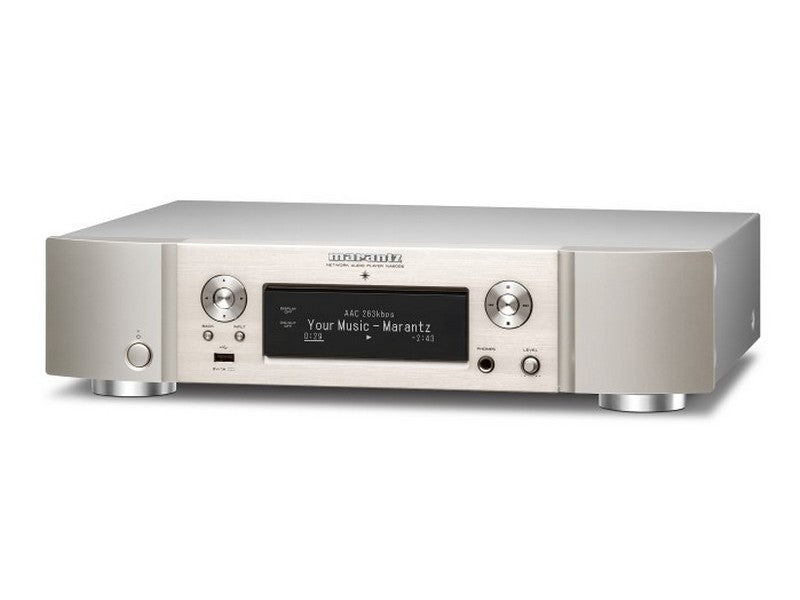 NA6006 Audiophile Network Audio Player Silver