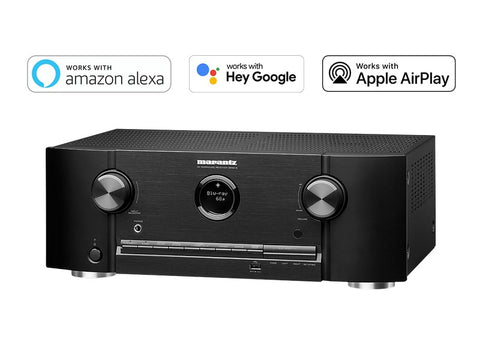 SR5015 7.2ch 8K AV Receiver with HEOS Built-in