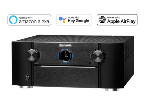 SR8015 11.2ch 8K AV Receiver 3D Audio HEOS Built-in