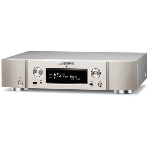 NA6005 Network Audio Player SILVER