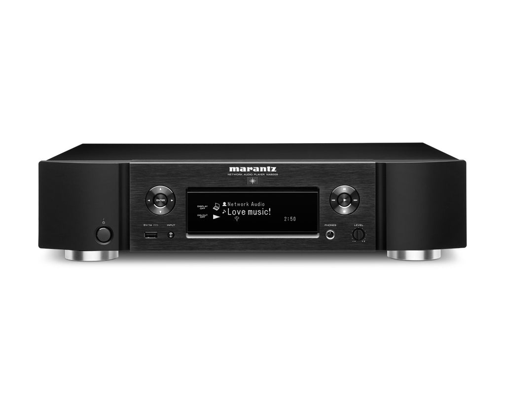 NA8005 Network Audio Player BLACK