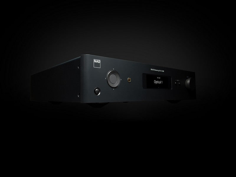 NAD C 658 BluOS Streaming DAC | Klapp Audio Visual