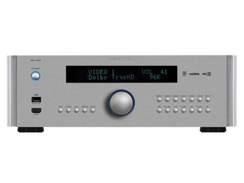 RSP-1576 Surround Sound Processor Silver