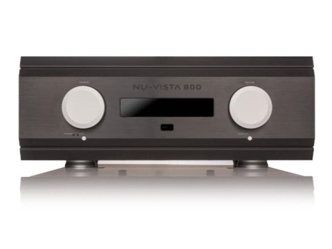 Nu-Vista 800: 300 Watt Integrated Amplifier Black