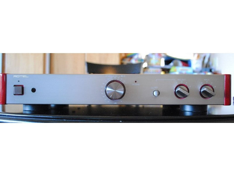 MICHI RHA10 Pre-amplifier Stereo Active Controller - Pre-loved