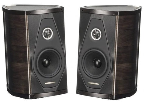 Olympica I Loudspeaker Pair Graphite Floor Display Model