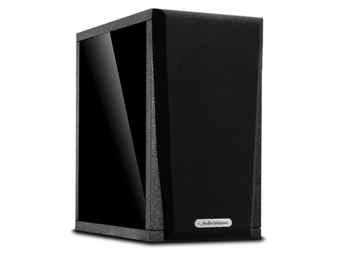 Overture O202B Bookshelf Speaker Pair Gloss Black
