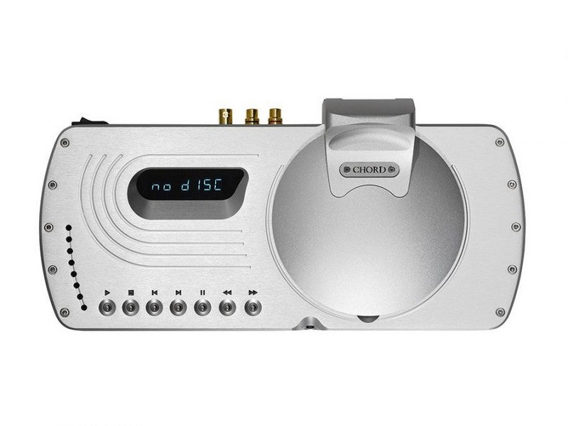 ONE CD Player Silver