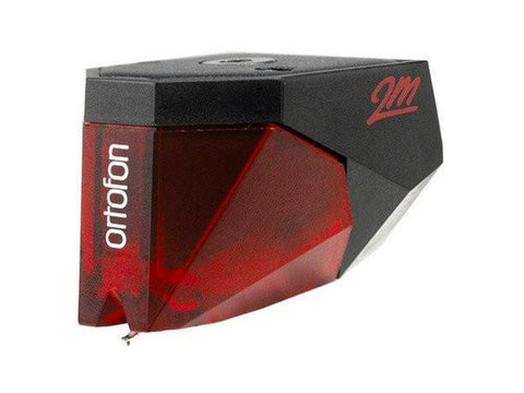 Debut Carbon Gloss Black Turntable + Ortofon 2M Red
