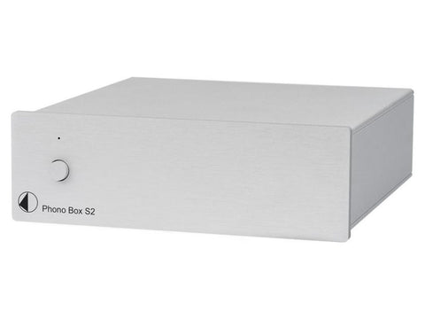Phono Box S2 Phono Pre-amplifier Silver