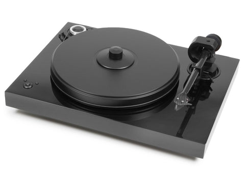 2Xperience SB DC Piano Black Turntable + Ortofon 2M Silver Cartridge