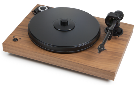 2Xperience SB DC Walnut Turntable + Ortofon 2M Bronze Cartridge