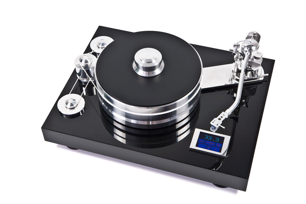 Signature 12 High-end Fully Manual Turntable