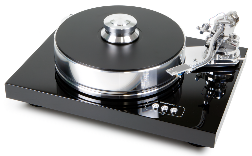 Signature 10 High-end Fully Manual Turntable
