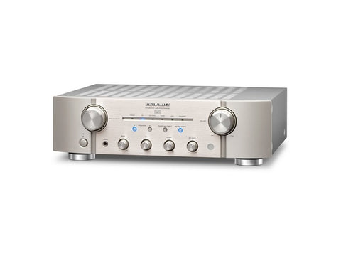PM8006 Stereo 140W Integrated Amplifier SILVER