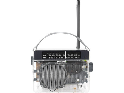 PR-D6 Portable Radio Clear