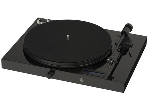 Juke Box E Turntable with Ortofon OM5e Cartridge BLACK