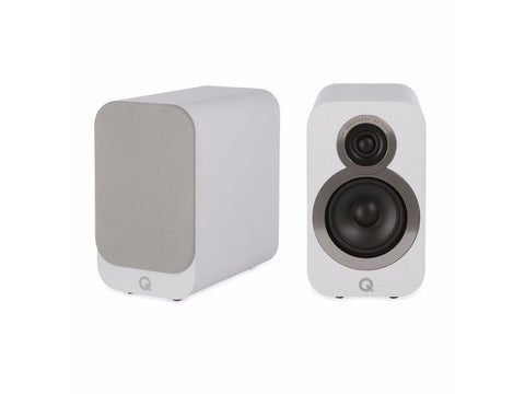 3010i Bookshelf Speaker Pair White