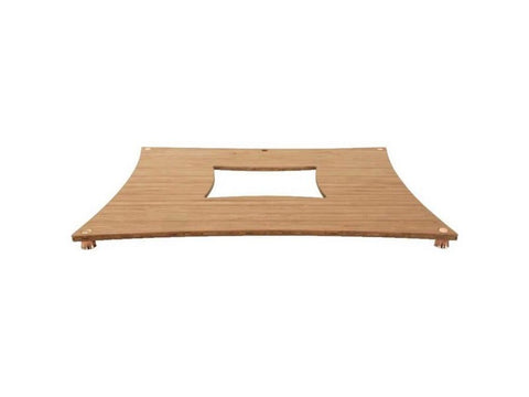 Soundstage Bamboo Turntable Plinth