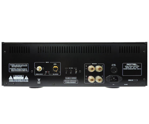 RB1581 Monoblock Power Amplifier