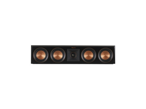 RP-404C Center Channel Speaker Black