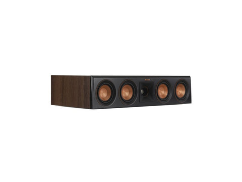 RP-404C Center Channel Speaker Walnut Vinyl
