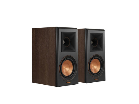 RP-500M Bookshelf Speaker Pair Walnut