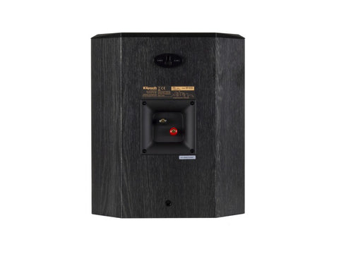 RP-502S Surround Sound Speaker Pair Walnut