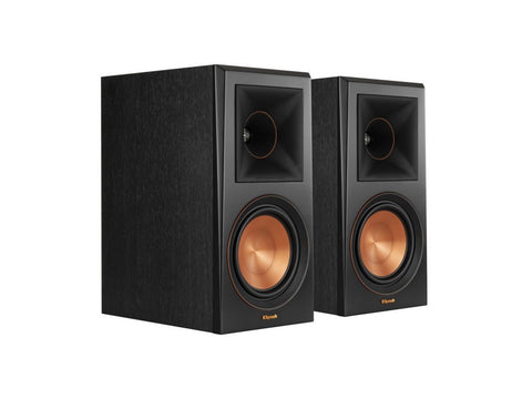 RP-600M Bookshelf Speaker Pair Black