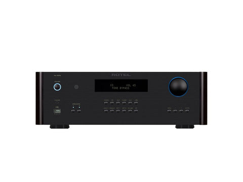 RA-1572 Integrated Amplifier BLACK