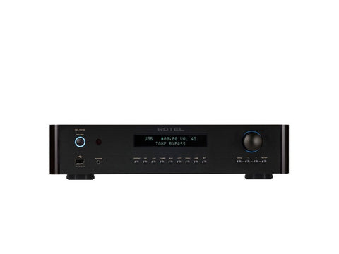 RC-1572 PREAMPLIFIER BLACK