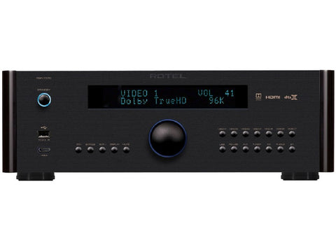 RSP-1576 Surround Sound Processor Black