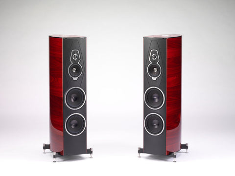 Amati Tradition Red Violin Floorstanding Loudspeakers