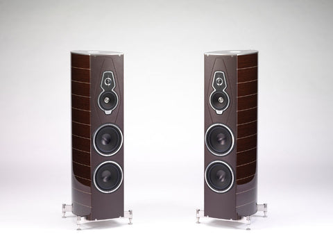 Amati Tradition Wenge Floorstanding Loudspeakers