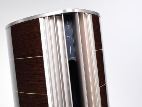Serafino Tradition Wenge Floorstanding Loudspeakers