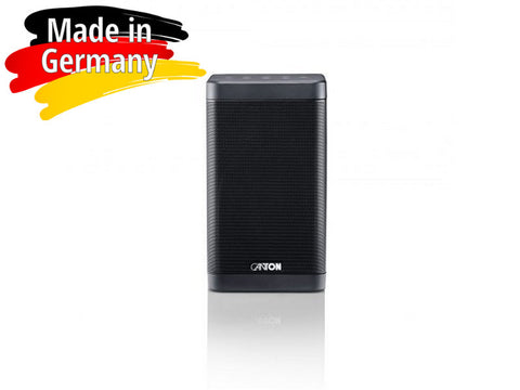 SMART SOUND BOX 3 Multi-room Speaker Each Black - Made in Germany